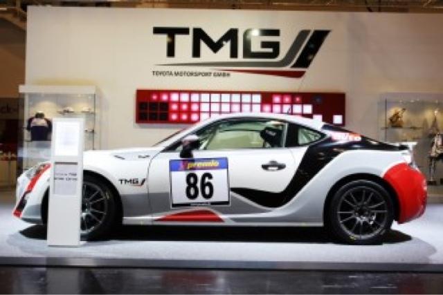 Toyota Rennserie GT86