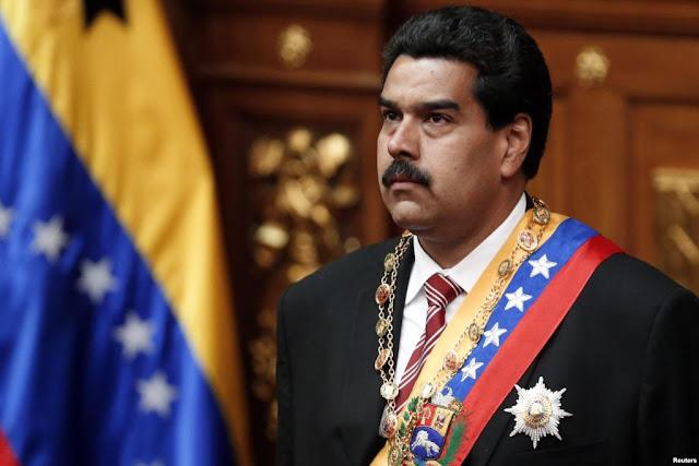 Maduro presidente