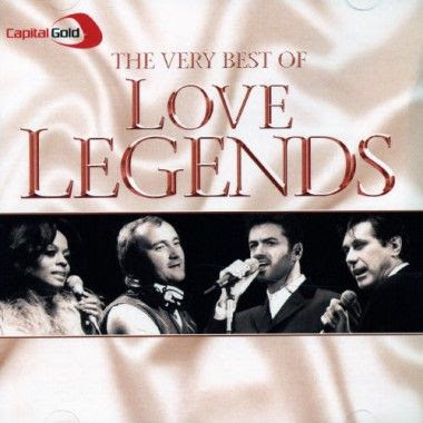 Download - CD The Very Best Of Love Legends