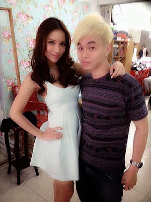 Ray Tan 陳學沿 (raytansy) & Venice Min 陳慧敏 ; My MR. RIGHT 我的真命天子