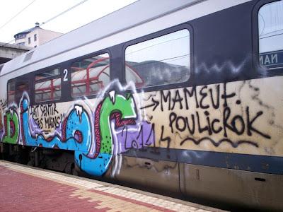 dios graffiti