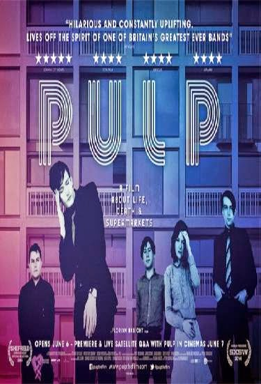 Poster Of English Movie Pulp (2014) Free Download Full New Hollywood Movie Watch Online At Alldownloads4u.Com