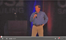 Ken Read at US Sailing Leadership Forum- San Diego 2014
