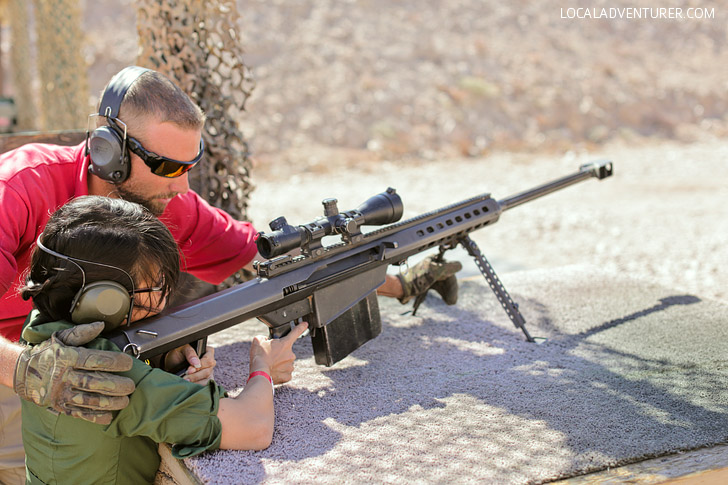 5 Las Vegas Outdoor Activities // Pro Gun Club Las Vegas.