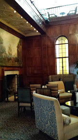 Heathman Hotel Tea Court Lounge