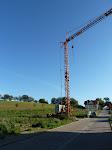 Soll hier ein Hochhaus entstehen?