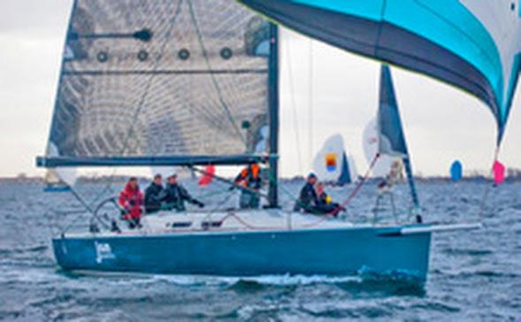J/122 JAM sailing Grevelingencup 2013 Netherlands