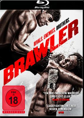 Filme Poster Brawler - Duelo de Sangue DVDRip XviD & RMVB Dublado