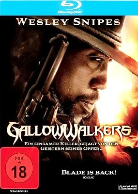 Filme Poster GallowWalkers BRRip XviD & RMVB Legendado