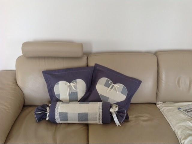Ladolcecasadeicuori : coordinato per camera da letto
