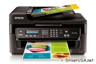 Download driver Epson Workforce WF-2530 printers – Epson drivers