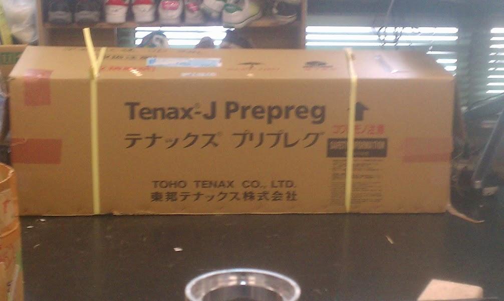 tenax prepreg