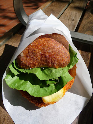 Tabor Food Cart and their Original Schnitzelwich