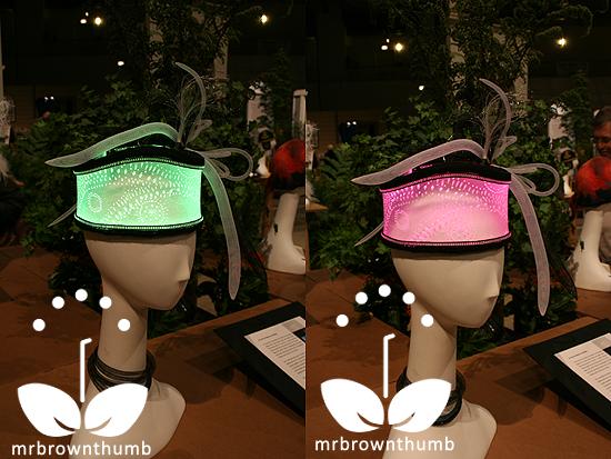 LED Gardening Hat