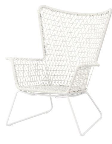 sillas de exterior de ikea