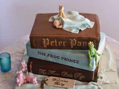 Libro de cuentos para regalar en 1 baby shower