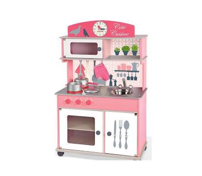 Houten speelgoed keukentje