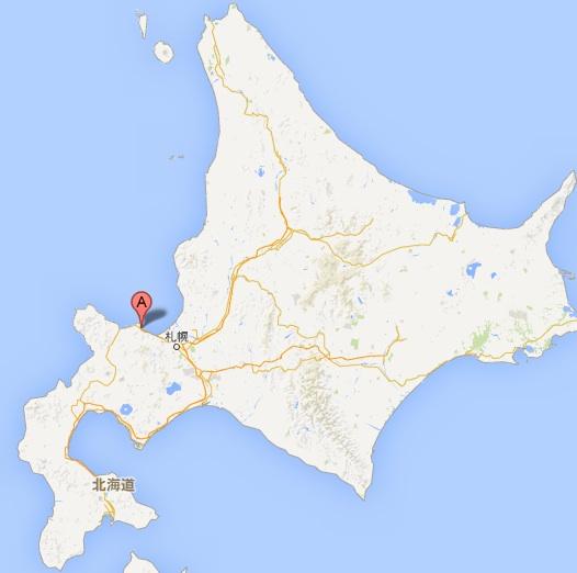 おたる政寿司 本店・地図