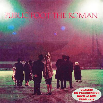 Public Foot The Roman ~ 1973 ~ Public Foot The Roman