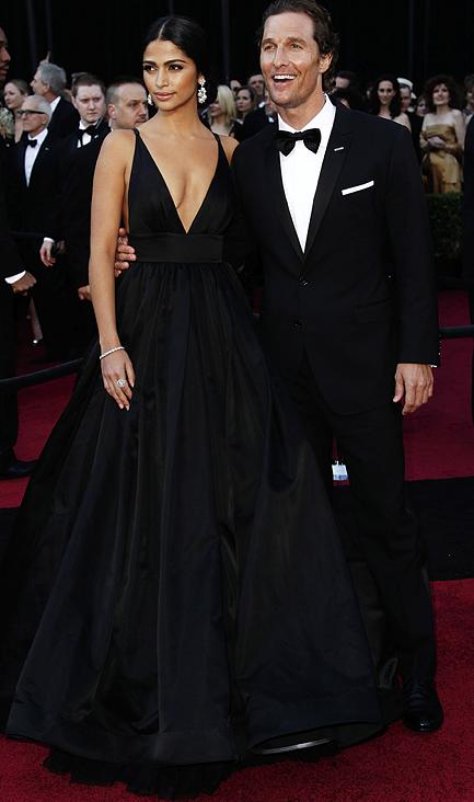 matthew mcconaughey camila alves oscars. Wow Mathew McConaughey#39;s wife