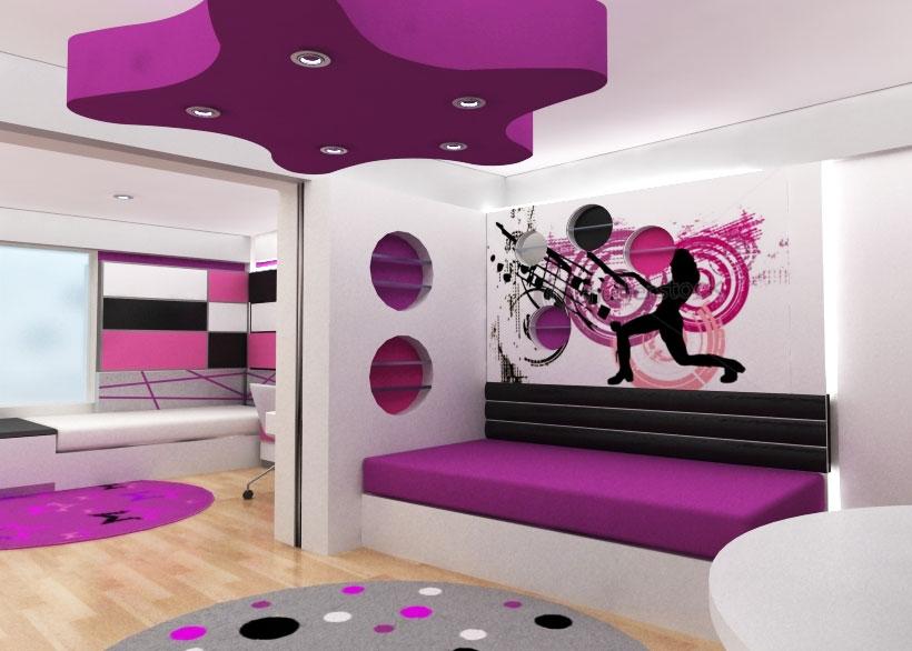 decoración juvenil: Decoración juvenil para chicas