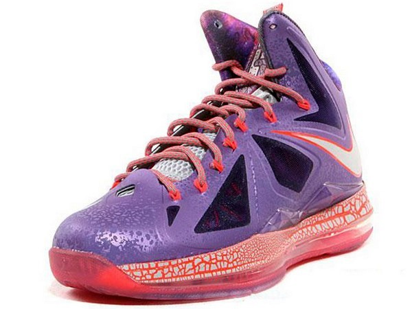 newest 5276e d8e09 A Detailed Look at the Extraterrestrial Nike LeBron X 8220AllStar8221 ...