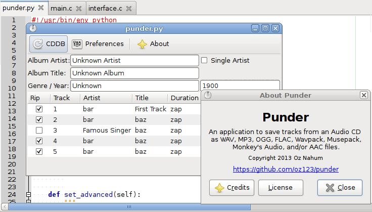Punder Complete
