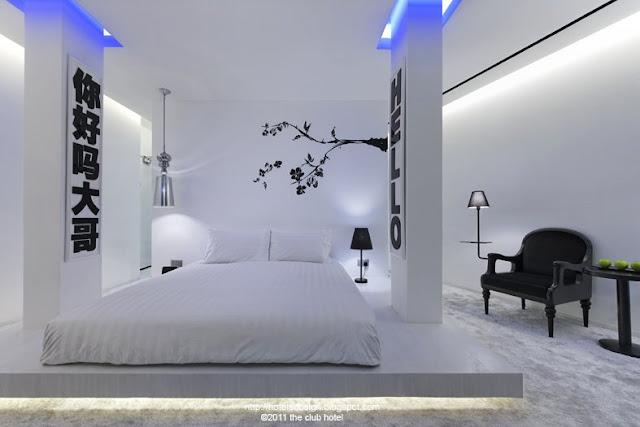 the club by harry's hospitality_MOD_JYDC2_5_Les plus beaux HOTELS DESIGN du monde