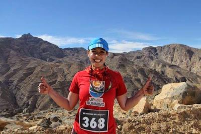 Portuguesa corre 7 maratonas em 7 continentes em 11 dias