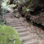 Steps down to Pool of Siloam (186123)