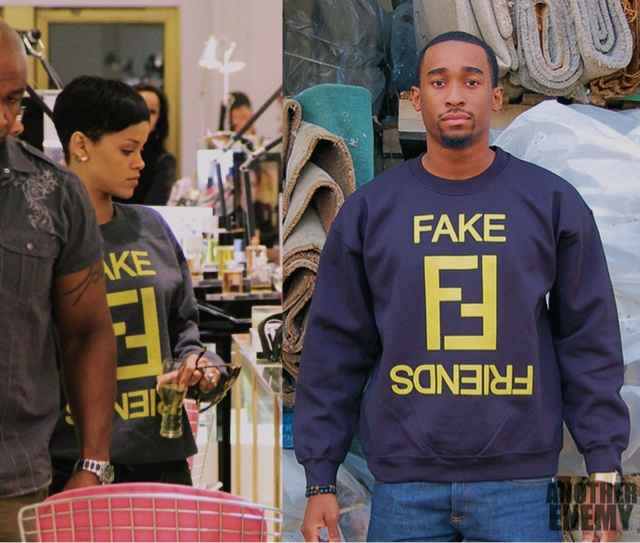Rihanna in Fake Friends, Another Enemy