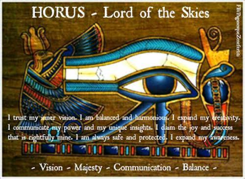 Horus Lord Of The Skies