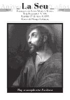 Hoja Parroquial Nº494 - Hoy se cumple esta Escritura. VI centenario de la erección de la Iglesia Colegial Basílica de Santa María de Xàtiva