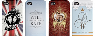 Prince William Wedding News: Prince William and Kate iPhone cases unveiled
