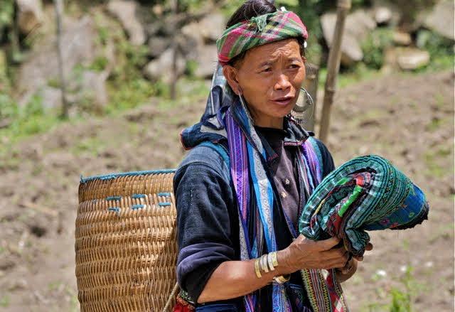 Hmong fabrics, how to cure hmong fabrics