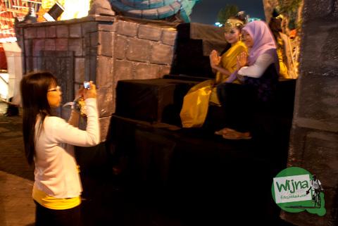 Karnaval Magniworld HUT Jogja 3