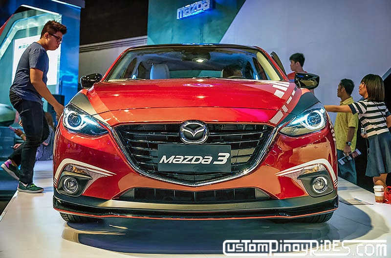 All-New BM Mazda 3 Custom Pinoy Rides Car Photography Manila Philippines Philip Aragones pic4