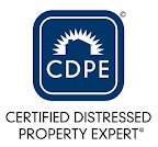Certified Distressed Property Expert logo