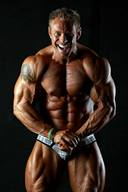 David Paterik - Bodybuilding Male Model