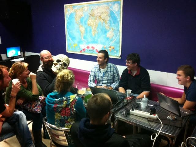 Studiereis Madrid 2013 - Bespreken hoe te maken
