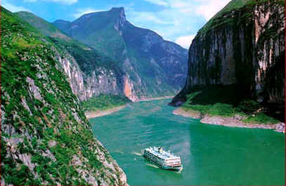 Top Must See Places In China Know UR Ledge - Top 10 beautiful rivers in the world