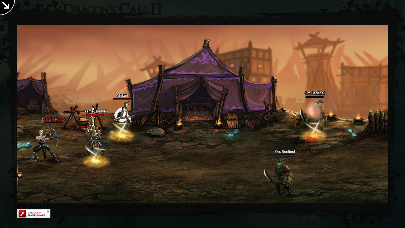 Một số hình ảnh về webgame Dragon's Call 2 - Ảnh 27