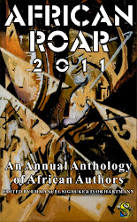 African Roar 2011. The second in a series of annual anthologies, drawn from StoryTime magazine, dedicated to publishing African writers, and then further edited by Emmanuel Sigauke and Ivor Hartmann.