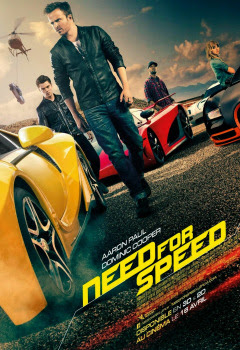 Need for Speed ซิ่งเต็มสปีดแค้น HD [พากย์ไทย]