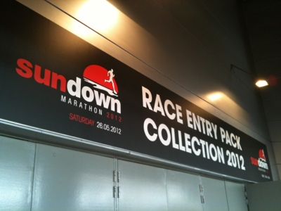 Sundown Marathon 2012 Race Pack Collection Photo 6