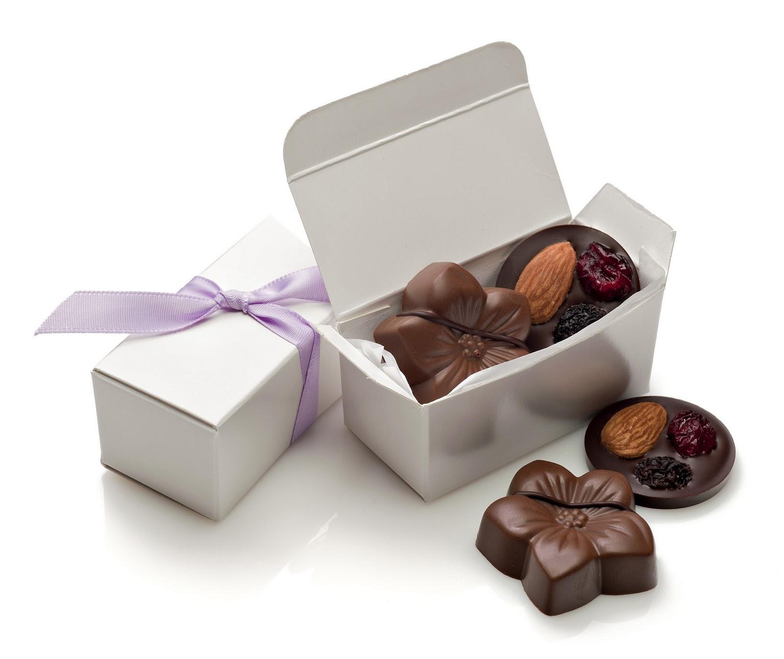 Crème de la Crème: Wedding Favours - Vancouver Chocolates