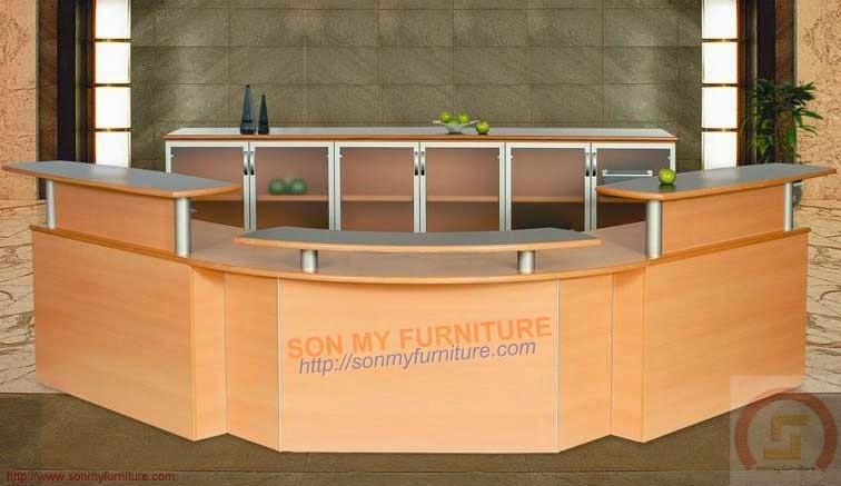 Quầy bar gỗ SMQ011