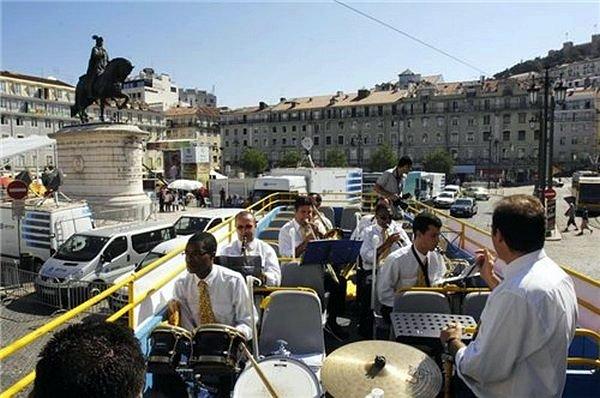Празднование столетия Португалии фото
