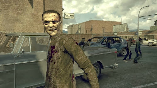 Screen Shot Of The Walking Dead (2012) Full PC Game Free Download at Alldownloads4u.Com
