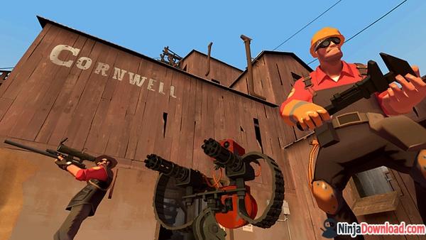 team fortress 2  free non steam